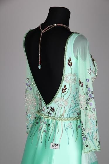 Ballroom Dresses And Gowns For Sale Advertising Board