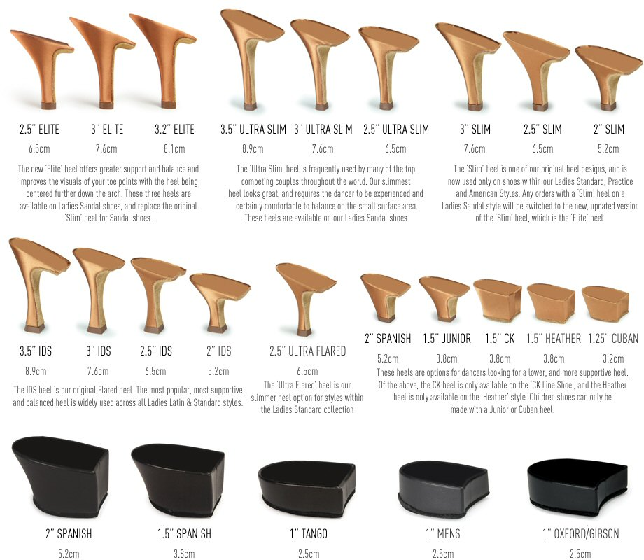 Different Type Of Tap Shoes Uk